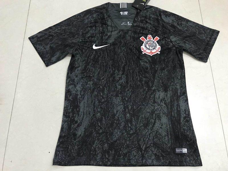 nova camisa corinthians 2018 preta original nike oficial. Carregando zoom. 301ab8bf92268