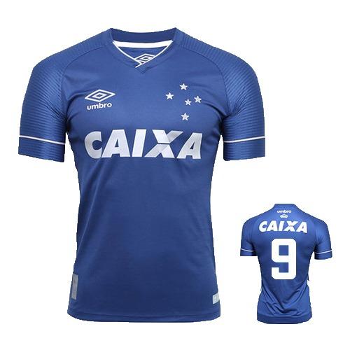 7a1eed20e2 Nova Camisa Cruzeiro 2018 Original Torcedor - Promoção - R$ 50,99 em ...