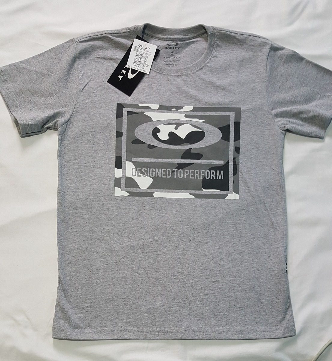 nova camisa da oakley masculino quiksilver top. Carregando zoom. 0e2e78b0acb