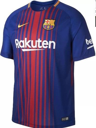 fd2b1903c4 Nova Camisa Do Barcelona 17 18 Lançamento Pronta Entrega - R  79