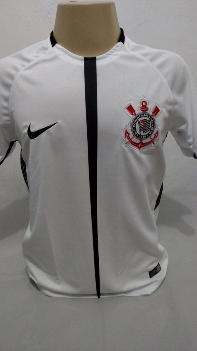 nova camisa do corinthians terceiro uniforme modelo 2018. Carregando zoom. bfc5104be5b0a