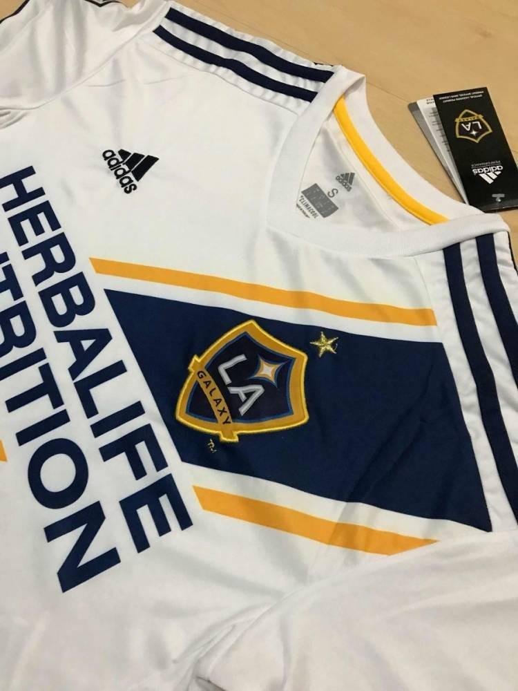 34a3d1706f Nova Camisa Do La Galaxy Nova 2018 Lançamento Exclusivo - R  119