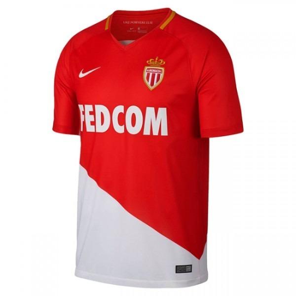 567b31786f Nova Camisa Do Monaco 2018 Original Nike Super Liquidação - R  119 ...