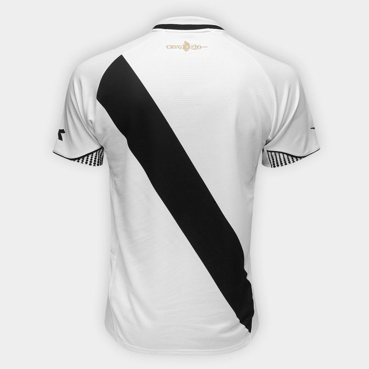 f2ad47d9a8 nova camisa do vasco da gama 2019 original diadora branca. Carregando zoom.