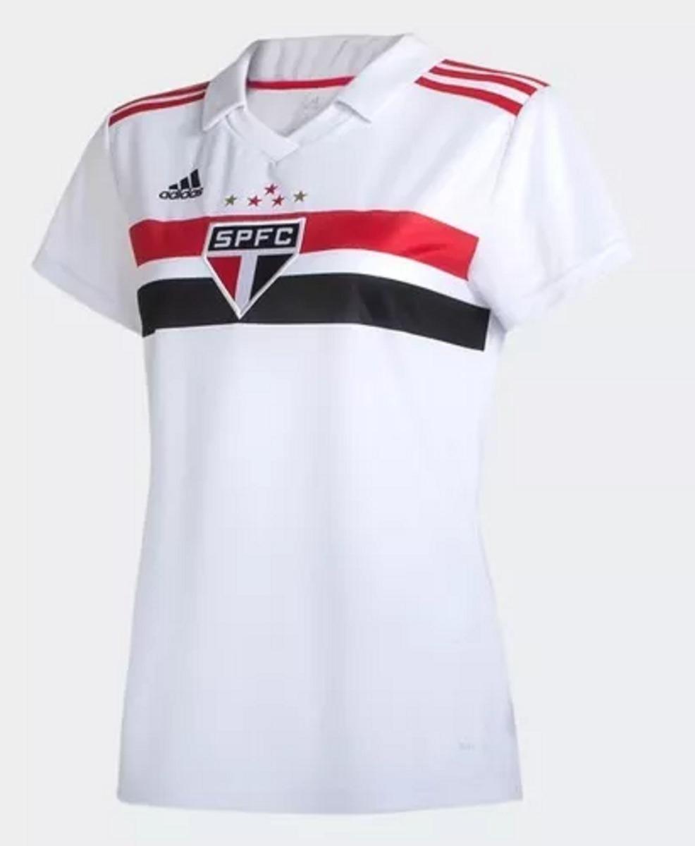 620ed382d nova camisa feminina são paulo 2018 19 promoção. Carregando zoom.