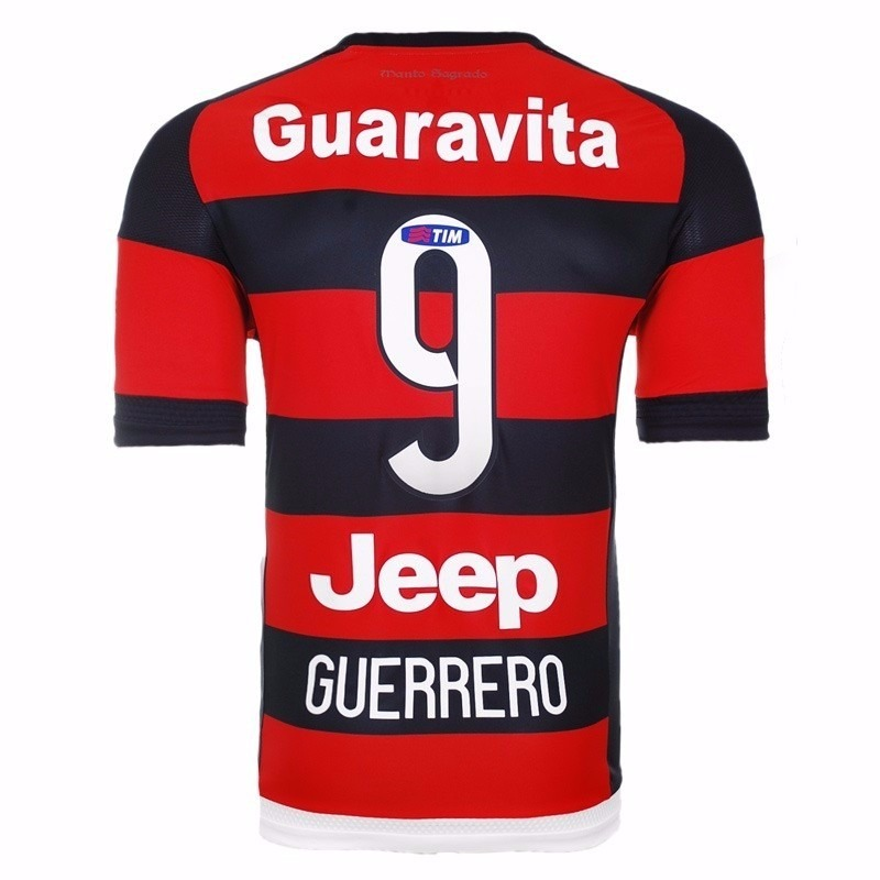 nova camisa flamengo 2015 branca oficial supporter torcedor. Carregando  zoom. 4604ac36d8692