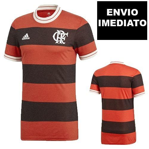 7cfe7163e2e73 Nova Camisa Flamengo 2018 Original Torcedor - Super Promoção - R  60 ...