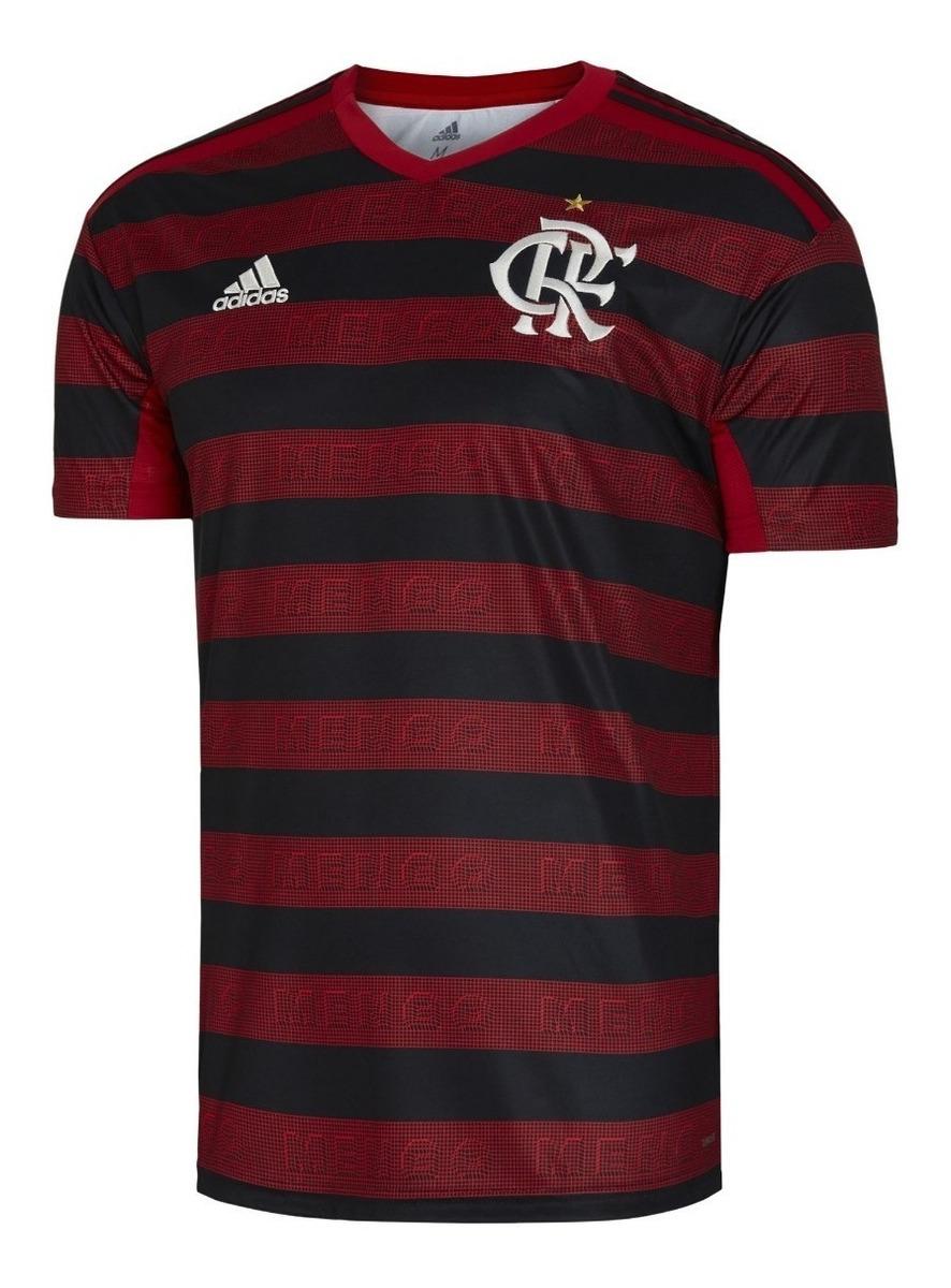1f3c016e41fe6 Nova Camisa Flamengo 2019 - Diego, Gabigol, Arrascaeta - R$ 179,99 ...