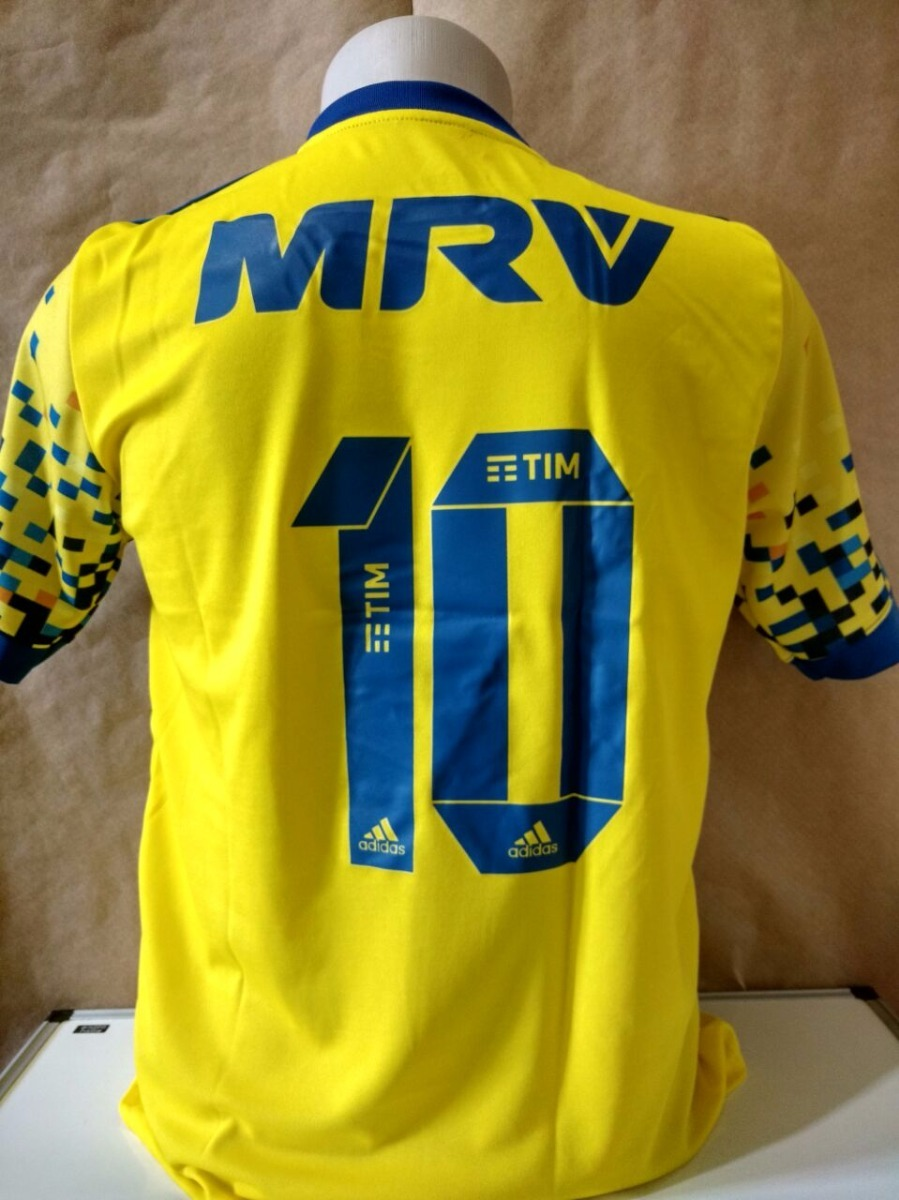 nova camisa flamengo amarela original torcedor- super oferta. Carregando  zoom. c5757e27d42c5