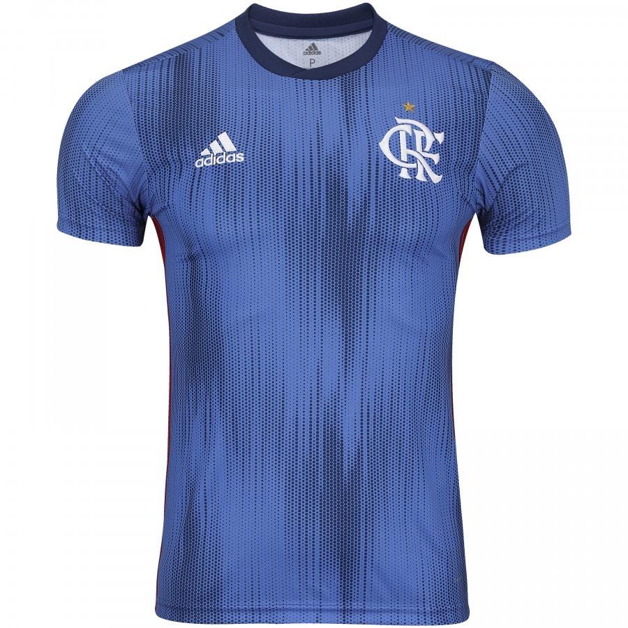 nova camisa flamengo azul original suport 2018 - promoção. Carregando zoom. 44a714502b1e9