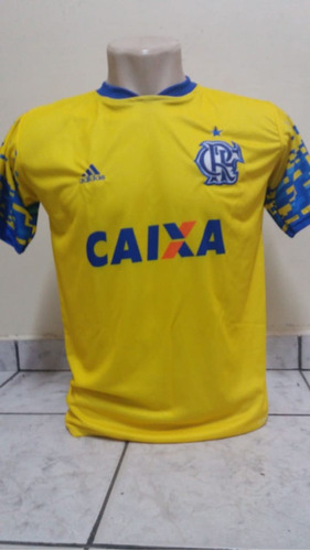 c319bc24ad Nova Camisa Flamengo Camiseta Flamengo 2018 Envio Imediato - R  89 ...
