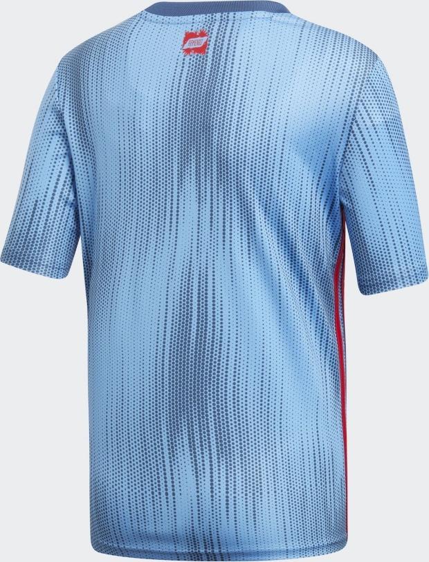 e9d5571267516 nova camisa flamengo oficial azul - preço imperdível! Carregando zoom.