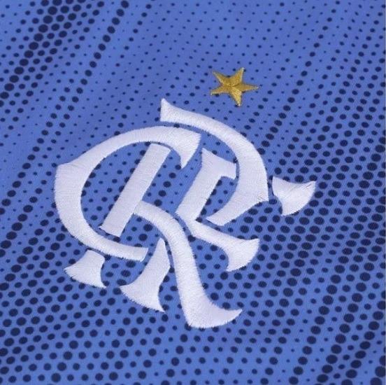 2ba4ea63919e1 Nova Camisa Flamengo Oficial Azul - Preço Imperdível! - R  149