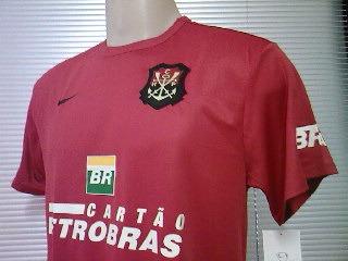 nova camisa flamengo oficial nike escudo remo 2007 2008