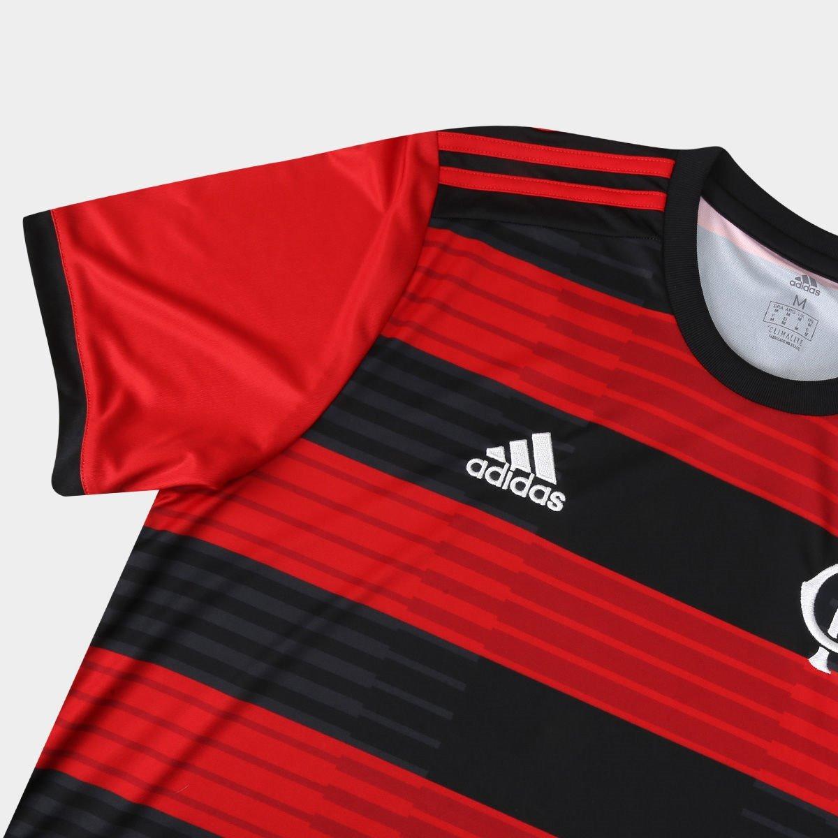 c265f0cf04 ... Masculina 356acd9c15cd0f  nova camisa flamengo original adidas 2018 s  nº torcedor casa. Carregando zoom. c6d7543037b6ab ...