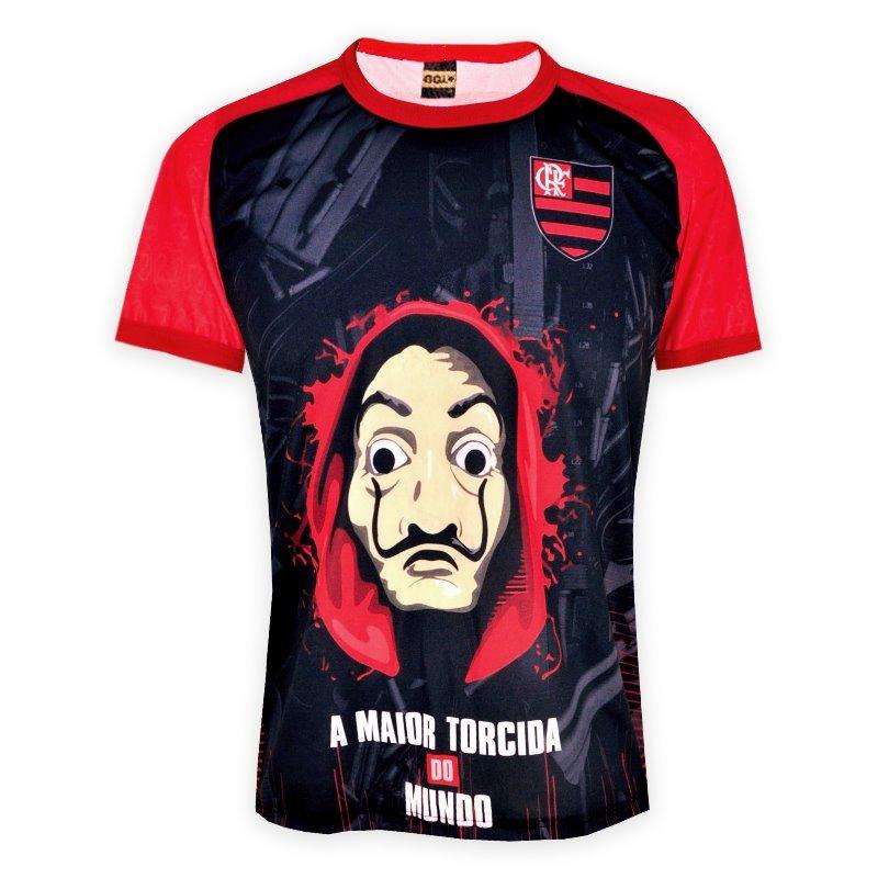 ee2b898cbe Nova Camisa Flamengo Sublimada Maior Torcida Do Mundo - R  29