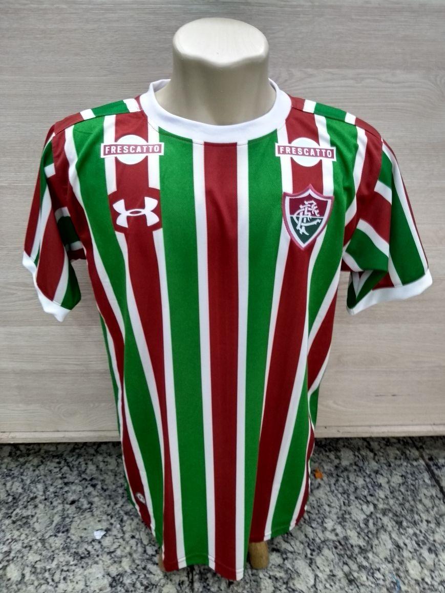 fba9ee9caac nova camisa fluminense 2018 original torcedor - promoção. Carregando zoom.