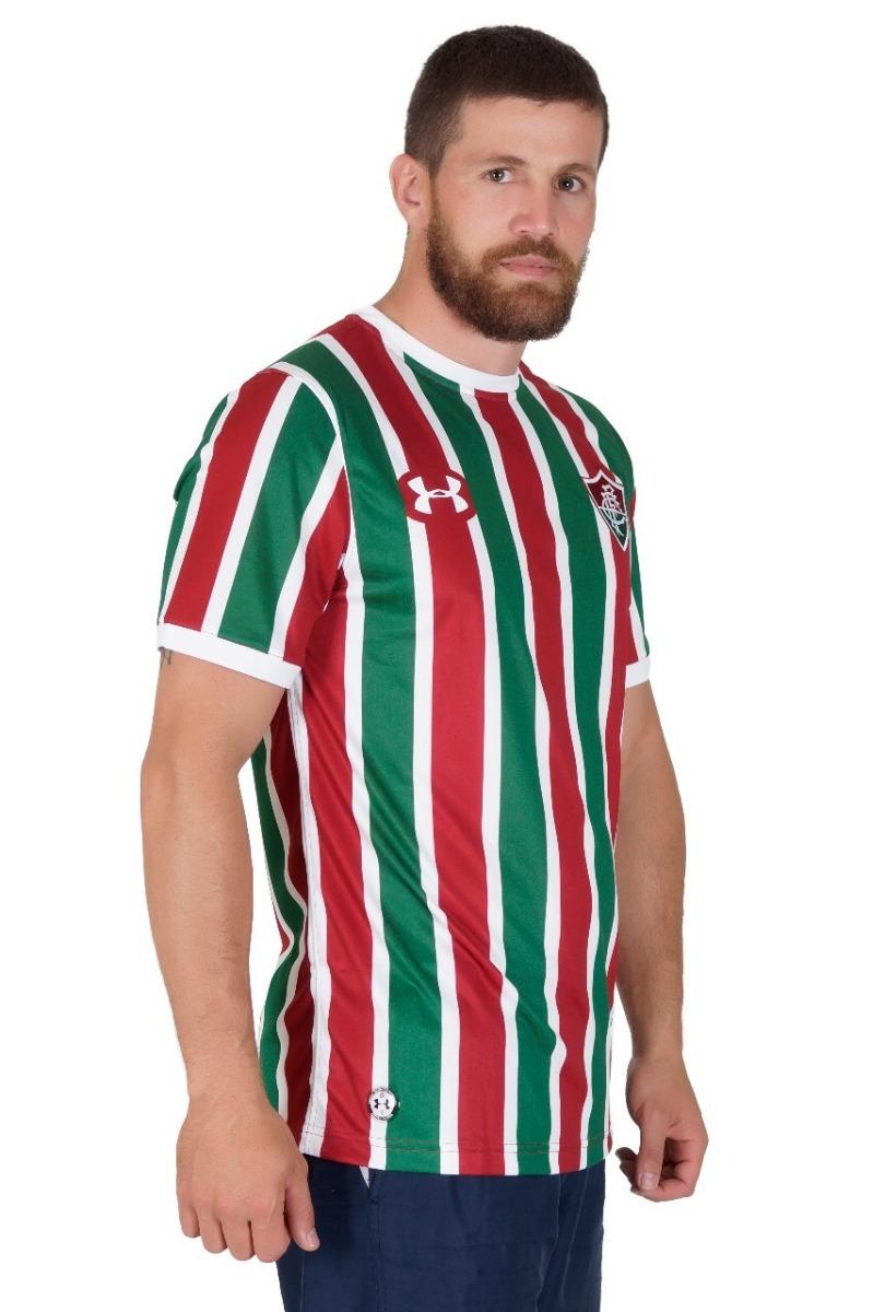 0143c82060b29 nova camisa fluminense 2019 under armour - oficial promoção. Carregando zoom .