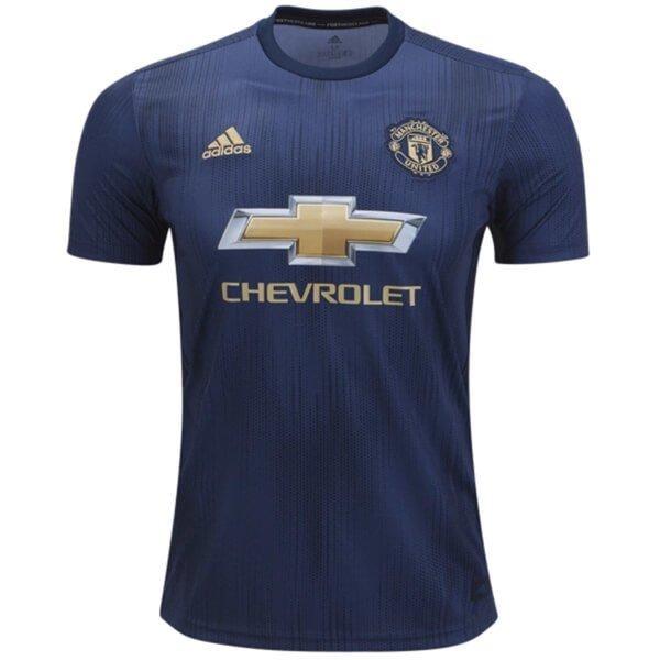 6656a98a977bf Nova Camisa Futebol Manchester United - Temporada 2018 2019 - R  120 ...