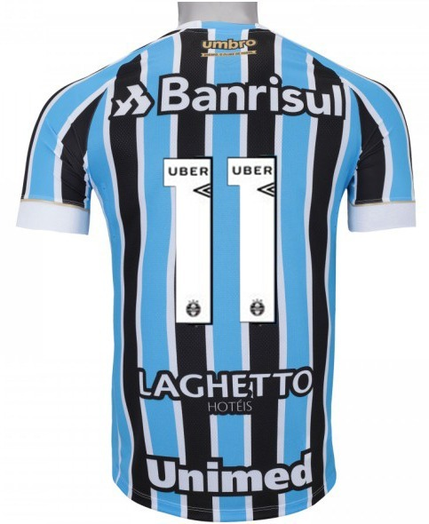 c98f0aad59c98 Nova Camisa Grêmio Original 2018 - Frete Gratis - R  129