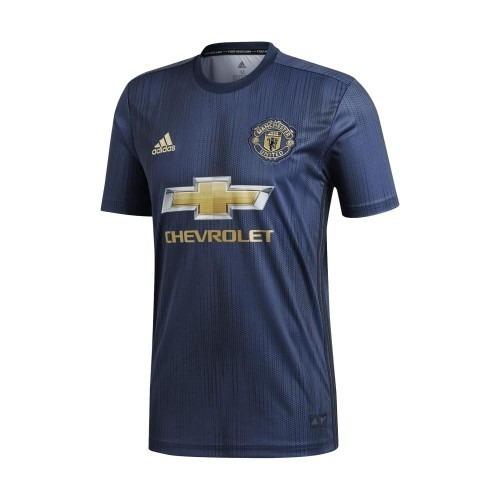 79e0c491e Nova Camisa Manchester United 2018 2019 Uniforme 2 - R  119