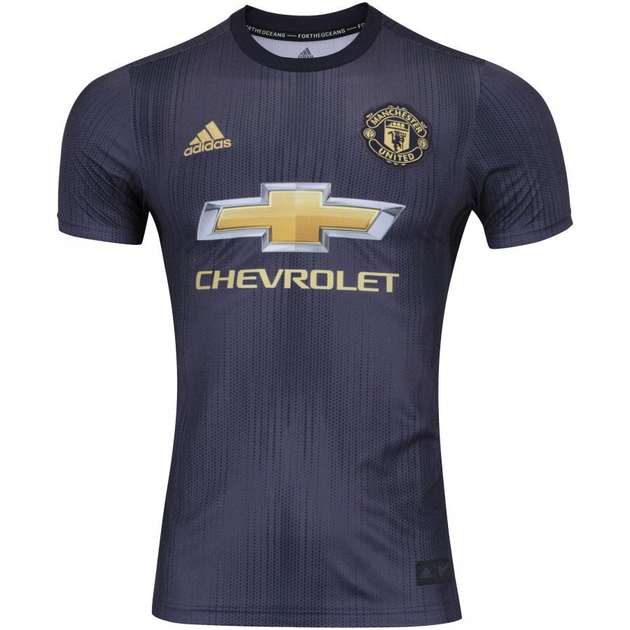 4a0c440471 nova camisa manchester united ll frete grátis 2018 2019. Carregando zoom.