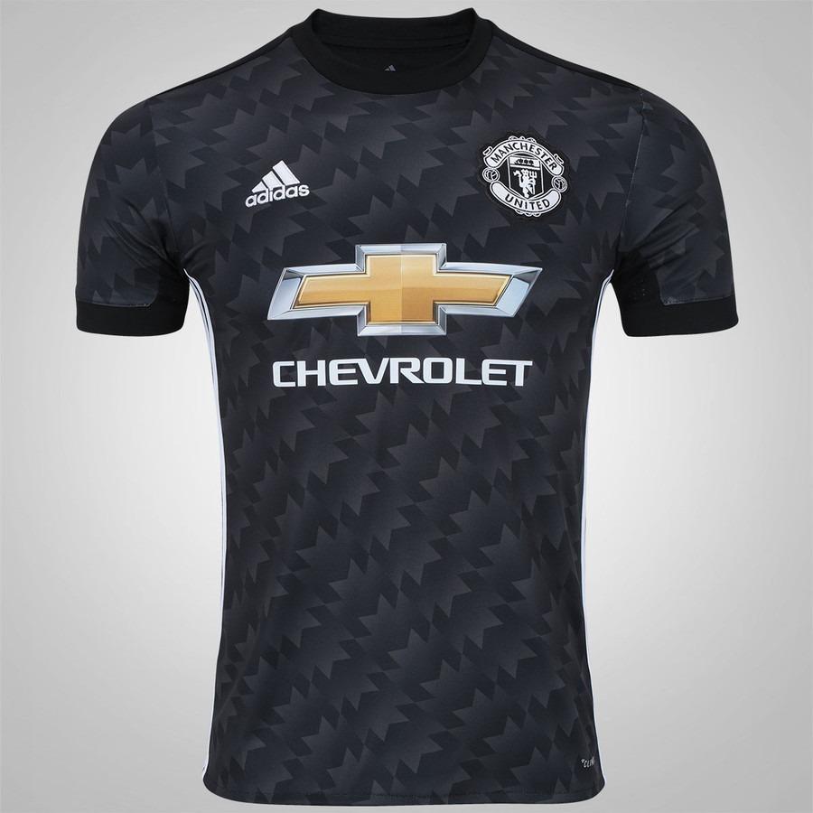 a30021bde nova camisa manchester united red ll frete grátis 2018 2019. Carregando zoom .