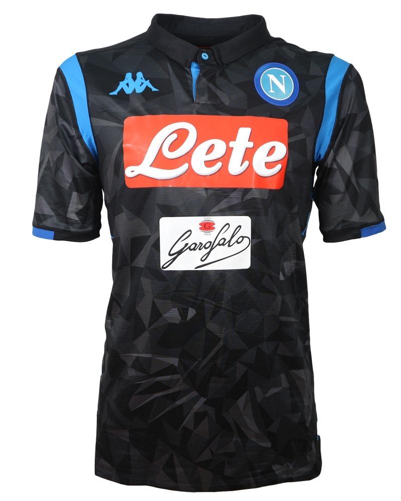nova camisa napoli oficial away 2019 - frete grátis. Carregando zoom. 6da337c3add60