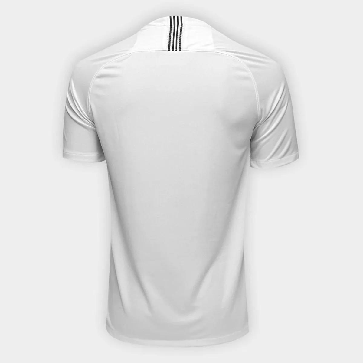 Nova Camisa Nike Oficial Corinthians 2018 2019 - R  139 0570a034a3279