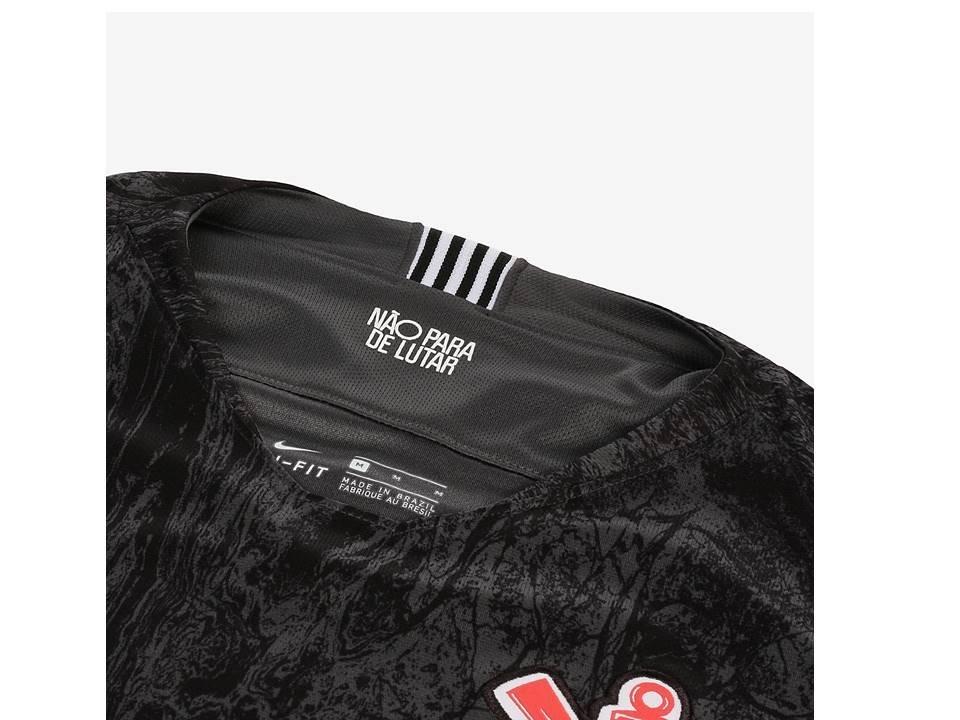 5ee733b56ab3be  nova camisa nike oficial corinthians preta original 2018  19. Carregando zoom. a42067d45d6556 ... 554a36e0ce27a