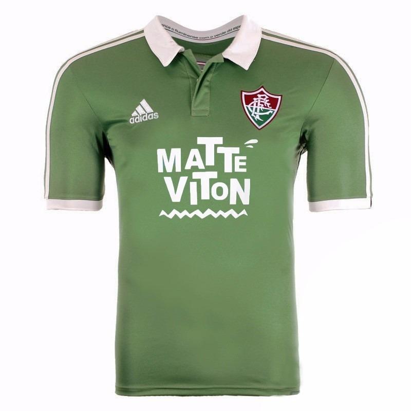 Nova Camisa Original Do Fluminense Flu 2015 Número 1 E 2 - R  89 fab83c1064496