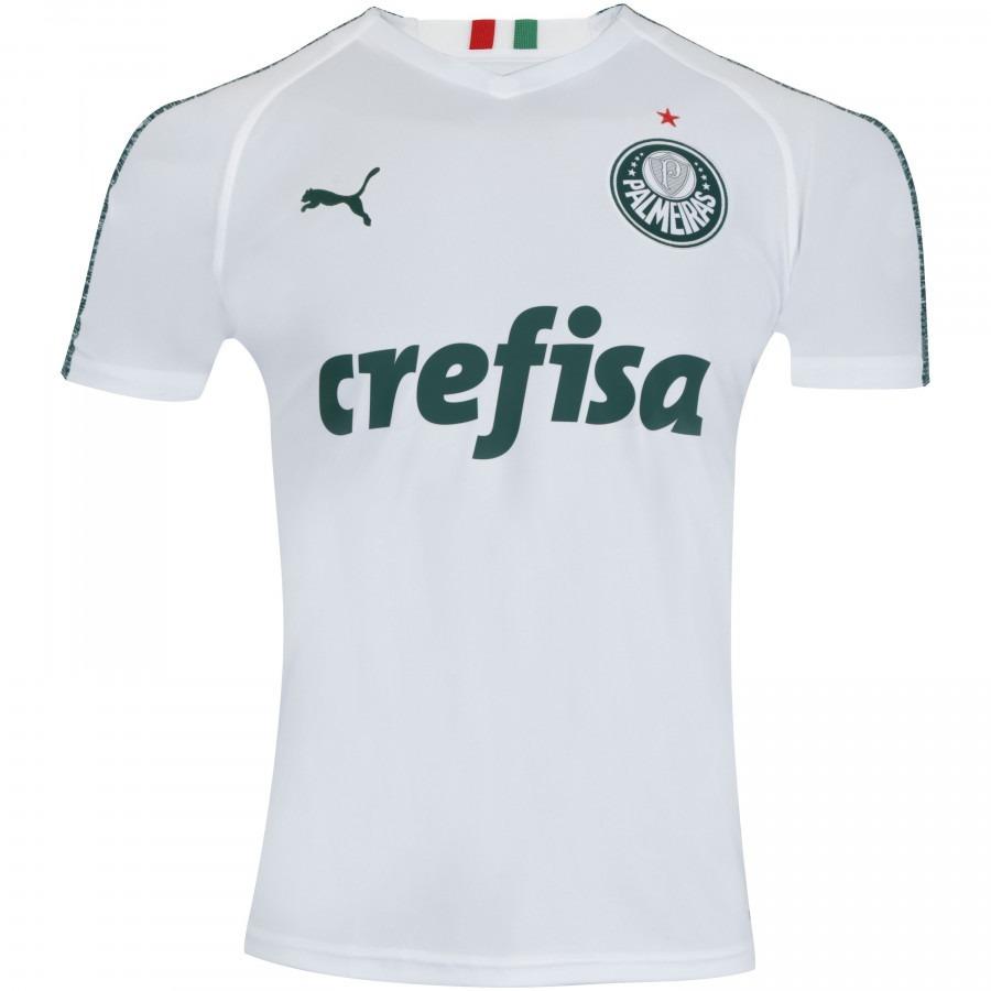 17b2f9be30 nova camisa palmeiras branca torcedor 2019 - super promoção. Carregando  zoom.