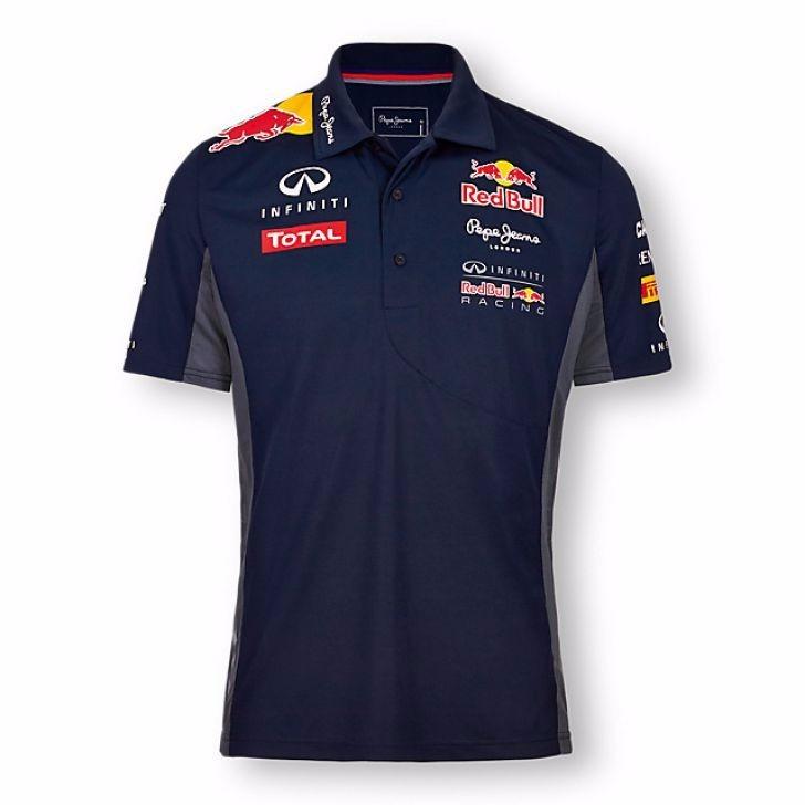 Nova Camisa Polo Formula 1 Red Bull Masculina 100% Algodão - R  149 ... 4cdd7f58887f4
