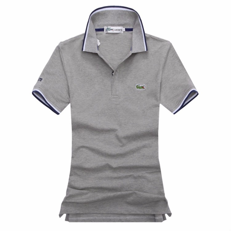 ca5f877b3e4 Nova Camisa Polo Lacoste Masculina Slim Fit - Pronta Entrega - R ...