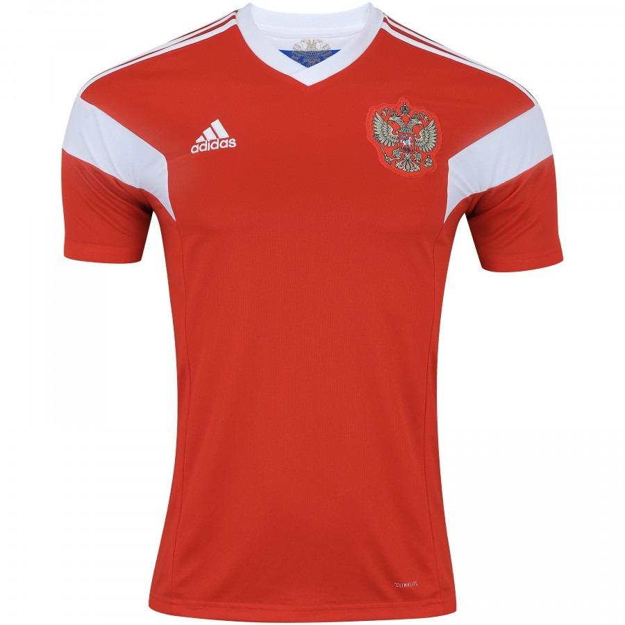 57cf9817a8 nova camisa russia copa 2018 original adidas seleçoes promo! Carregando zoom .