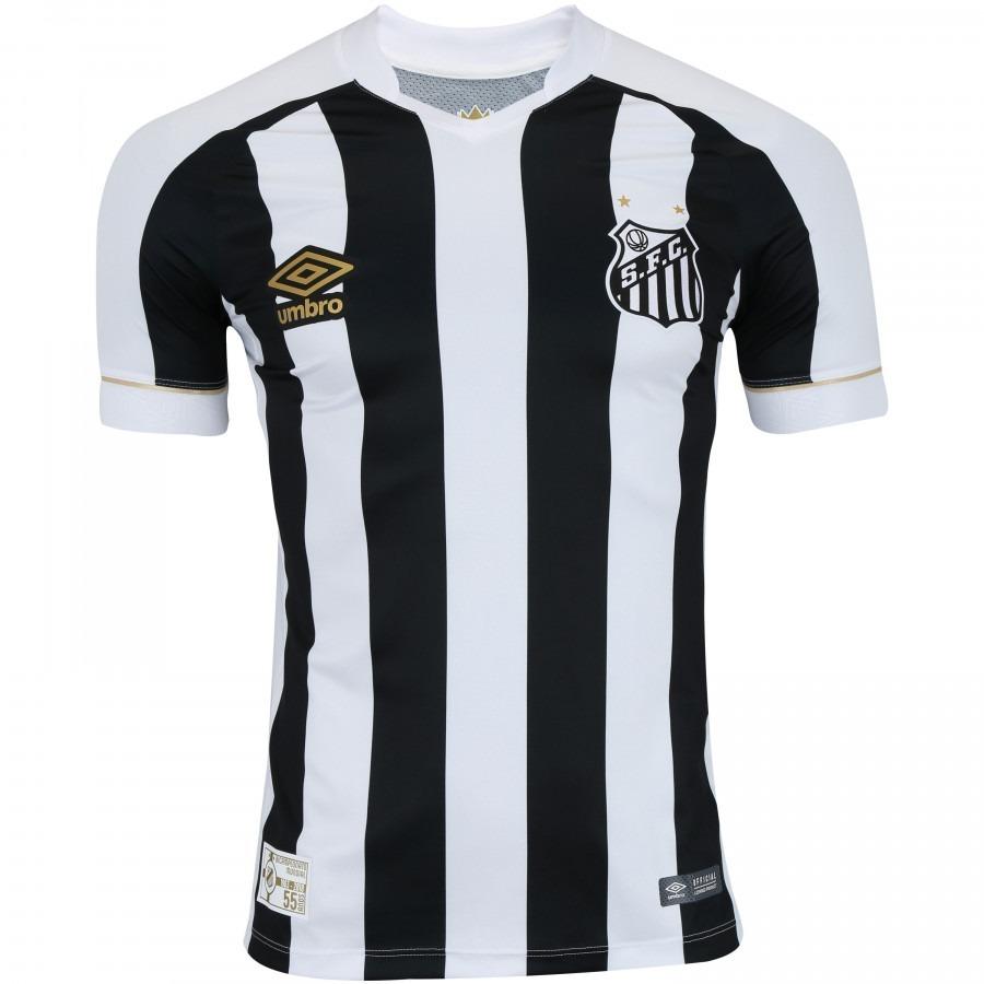 b27526533b Nova Camisa Santos Oficial Il 18\19 - Preço Especial! - R$ 145,50 em ...