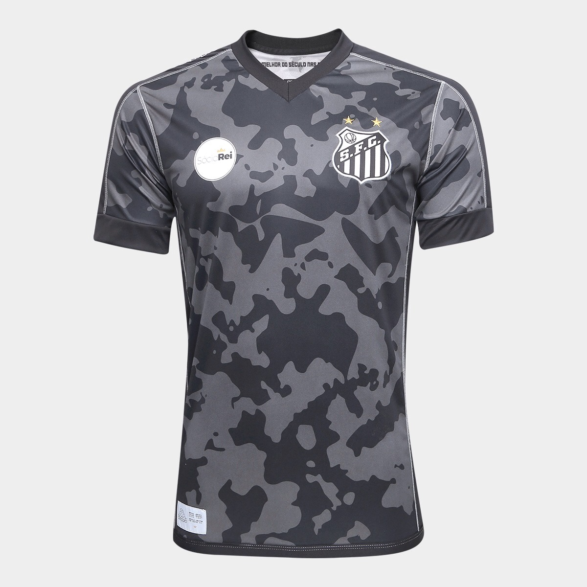 Nova Camisa Santos Uniforme 3 2018 !!! - R  59 1f2e2283b8824