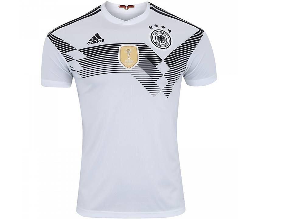 3f96845370 nova camisa seleção alemanha adidas copa rússia kickesporte. Carregando zoom .
