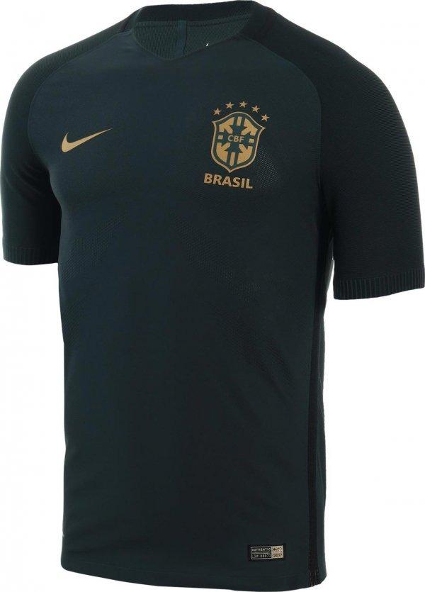 64537ee9fa ... nova camisa seleção brasil iii original nike 2018 torcedor. Carregando  zoom. ba409de88ea3f3 ...