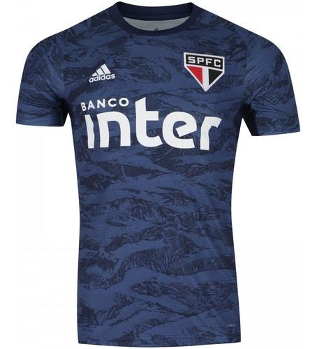 nova camisa são paulo goleiro 2019/20 original envio24h