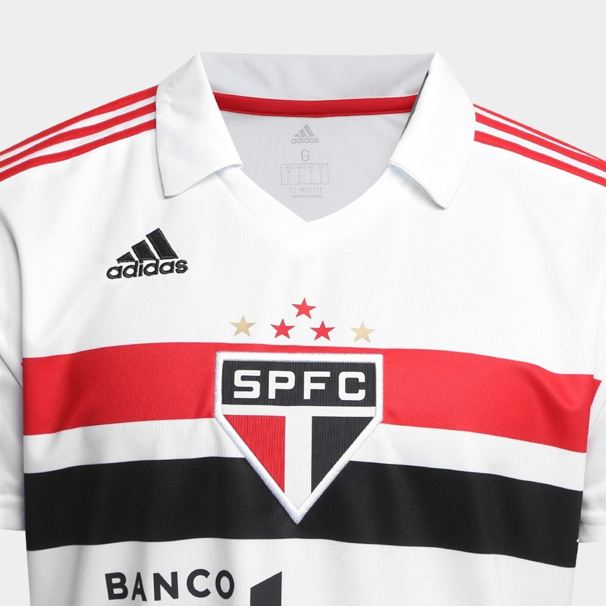 3f777c2ba nova camisa são paulo tricolor nova temporada 2019 2020. Carregando zoom.