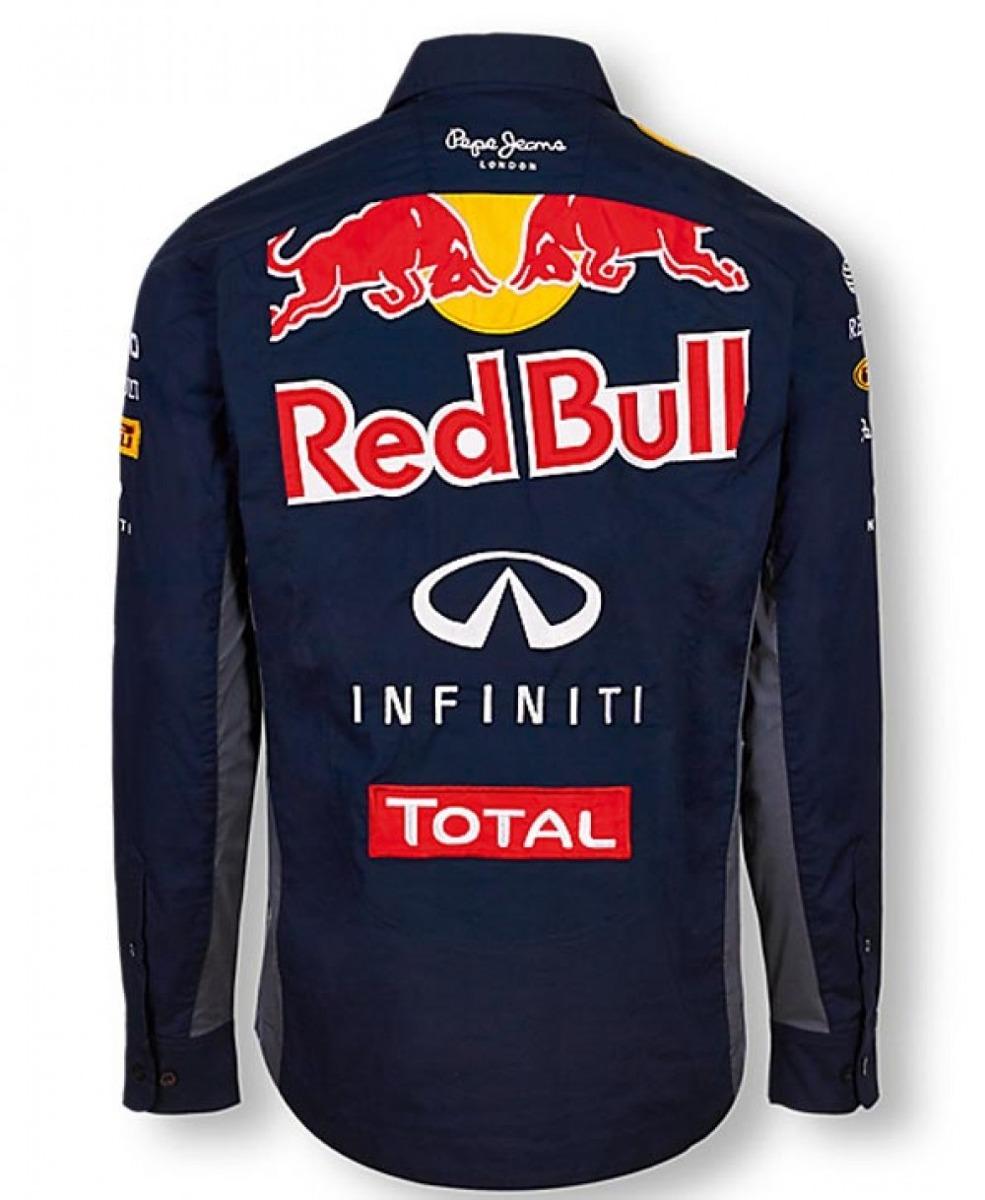nova camisa social infiniti red bull racing f1 team 2015. Carregando zoom. 1d83d7226bf