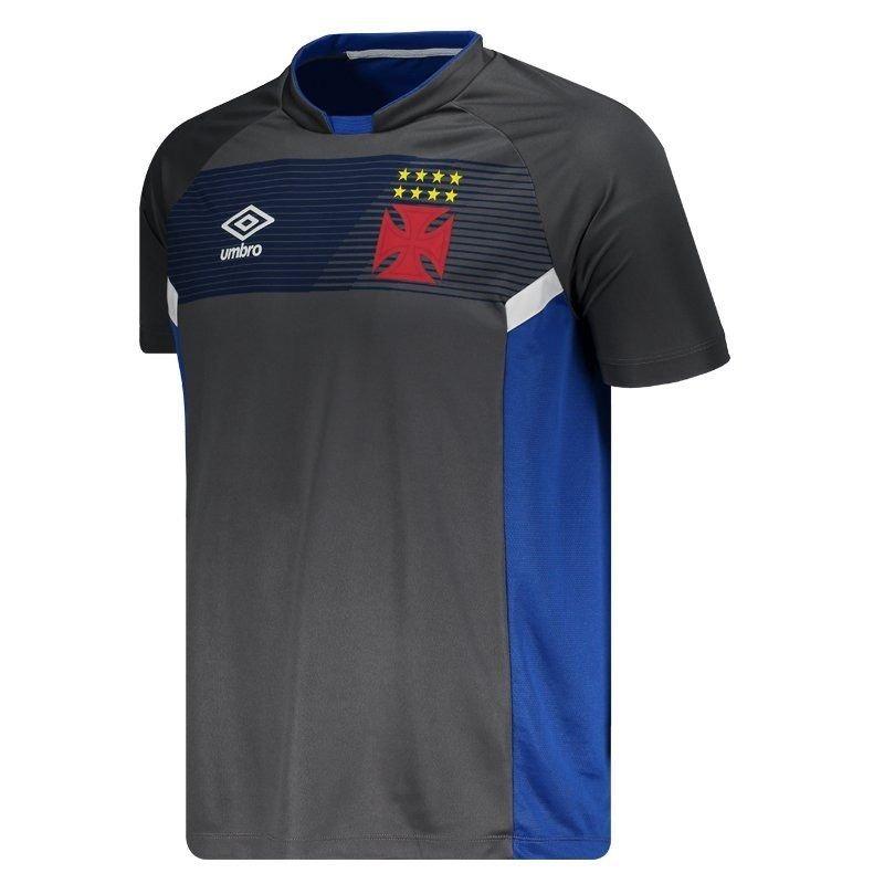 63a0deee28 nova camisa vasco jogador oficial umbro treino 2017 grafite. Carregando  zoom.