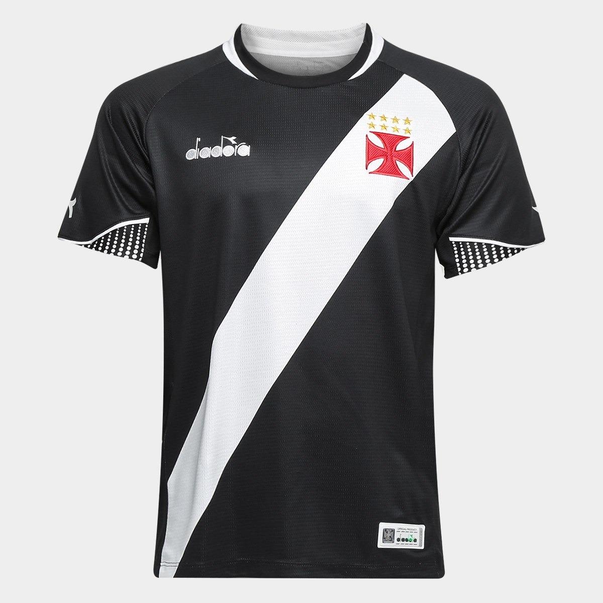 539809910c Nova Camisa Vasco Oficial Torcedor 18\19 - Frete Grátis! - R$ 149,90 ...