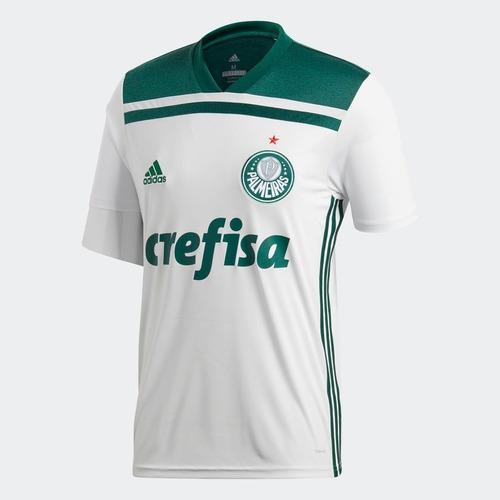 Nova Camiseta Camisa Palmeiras 2018-19 Oferta Imperdível - R  169 7015b48674aad