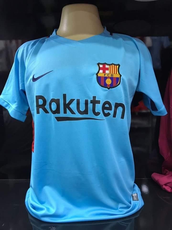 nova camiseta do barcelona - rakuten - azul - modelo 2016 17. Carregando  zoom. 61d357aba3481
