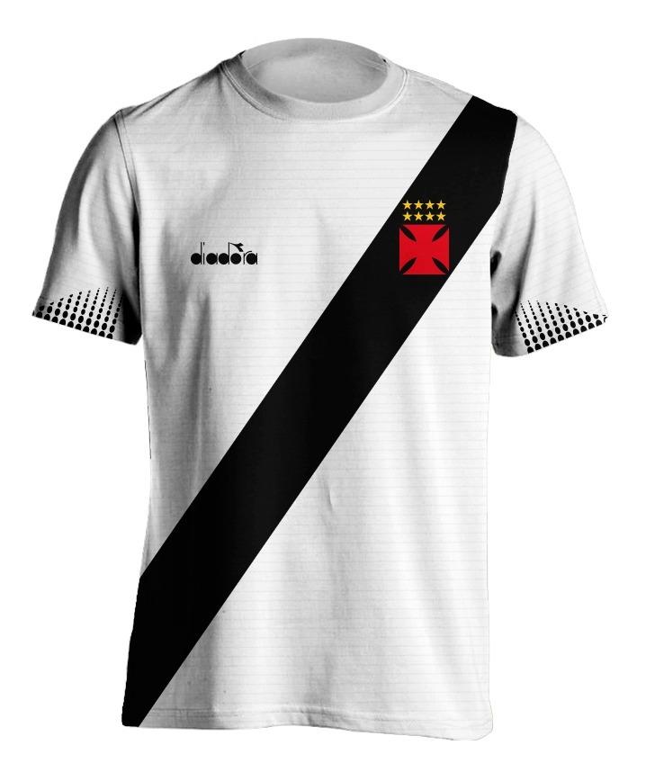 3f788f519a nova camiseta vasco branca 2018 19 personalizada. Carregando zoom.