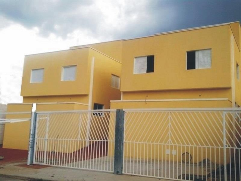 nova casa em condomínio com 02 dormitórios. ref 76581