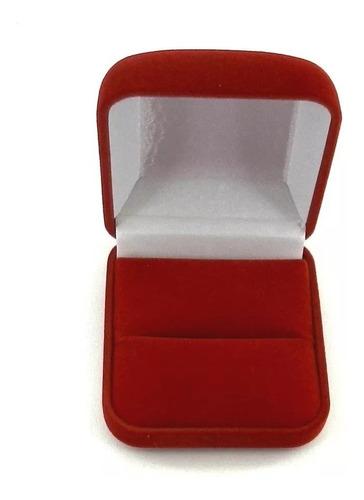 nova coleção anel rubi indiano pedra natural 10 mm ouro 18k