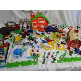 Nova Fazenda Brinquedo Fazendinha Sitio Chacara Agricultor